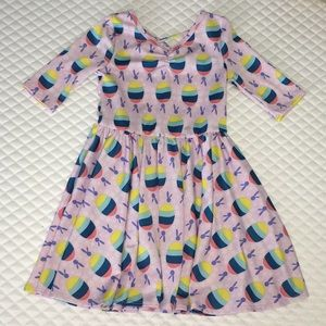 🐰 Dot Dot Smile Easter Ballerina Dress Size 3/4